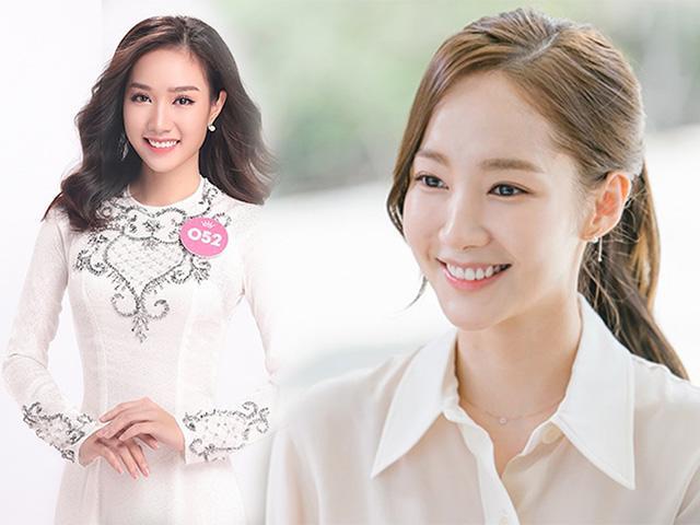HHVN 2018: Xuất hiện bản sao hoàn hảo của Thư ký Kim, vòng eo bé hơn cả Ngọc Trinh