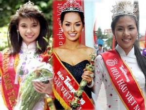 Hoa hậu Việt Nam thường là nụ hậu chưa hé, chưa nở đã đọ sắc xứ người