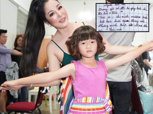 Thúy Nga hoảng sợ vì con gái đọc thông viết thạo tiếng Việt, lý do khiến ai cũng bất ngờ