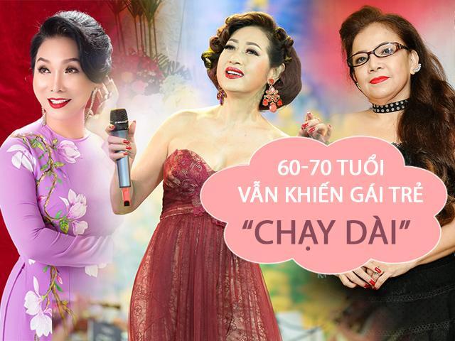 Soi TV Show: Khó tin, sao Việt lớn tuổi tái xuất truyền hình với vẻ trẻ đẹp bất chấp!
