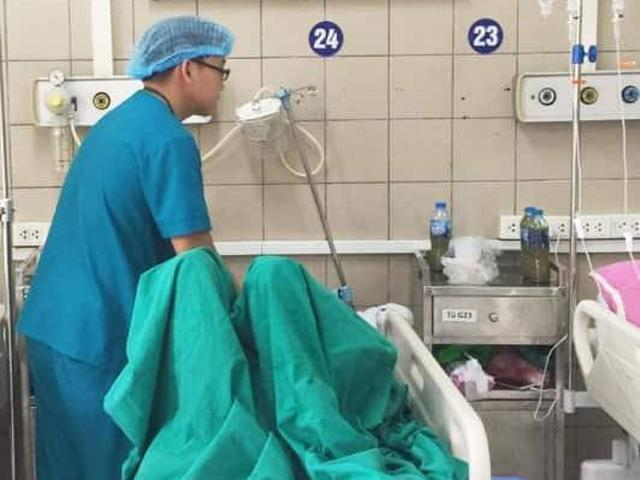 5 người uống thuốc cỏ nhập viện trong một đêm, có một thai phụ tử vong cả mẹ và con