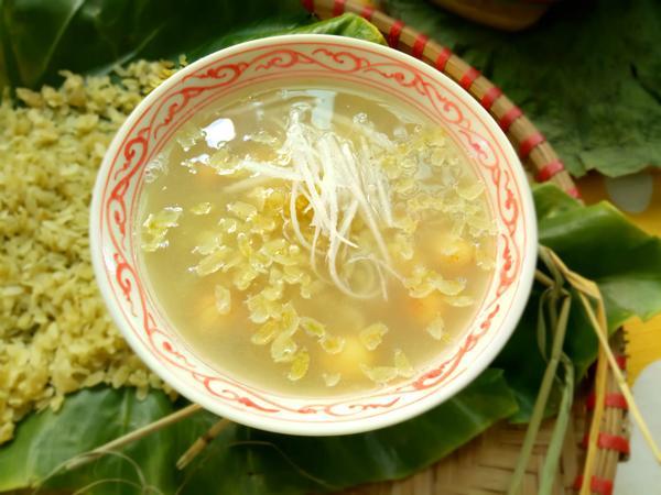 Cách nấu chè hạt sen khô thơm ngon, bổ dưỡng cho cả nhà - 5