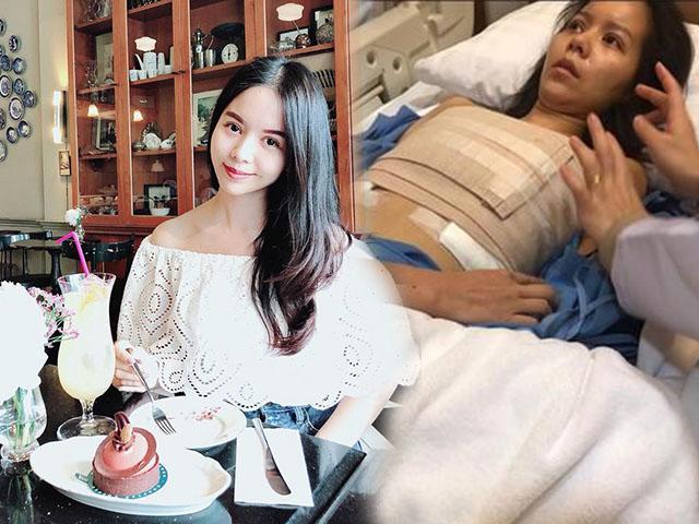 Người đẹp Thái đâm đơn đòi 14 tỷ vì suýt chết sau ca nâng ngực