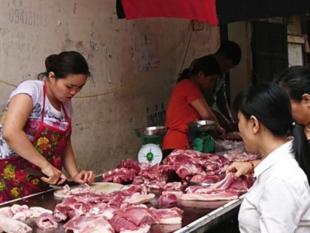 Giá thịt lợn trên trời, dân than, doanh nghiệp cười
