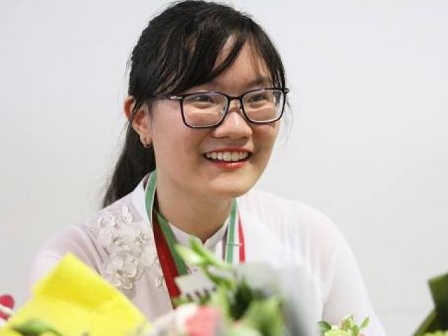 Chuyện về nữ sinh giúp Việt Nam lập kỳ tích tại Olympic Sinh học quốc tế 2018