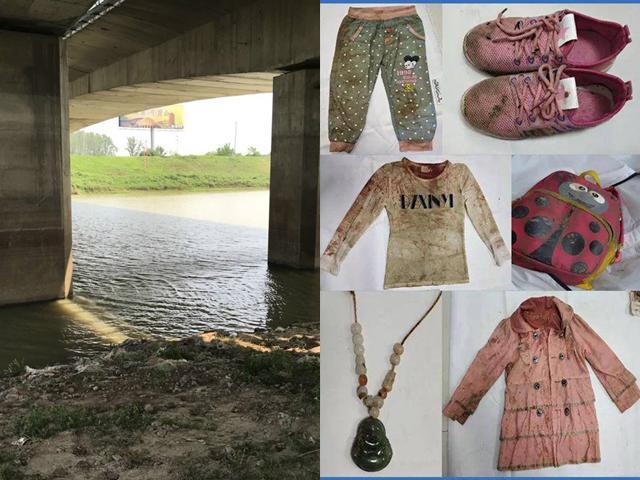 Phát hiện thi thể bé gái dưới sông, thứ trong balo tố cáo âm mưu của bố và ông nội