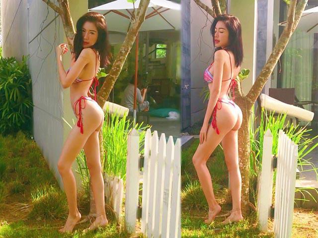 Có nên gọi Elly Trần là bậc thầy phô dáng vì liên tục đăng ảnh đồ bơi hở hang?