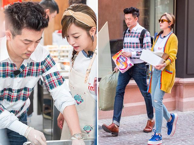 Sau 20 năm, Tô Hữu Bằng và Triệu Vy lại gây sốt vì đi chợ cũng đẹp như... catwalk