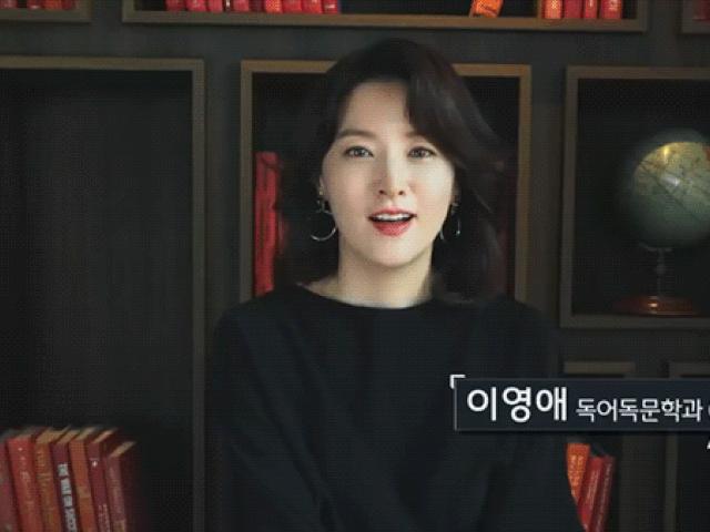 Có ai ở tuổi 47 mà đẹp như Lee Young Ae: Chuẩn nữ thần làm cả hội trường câm nín