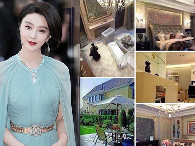 Ai cũng biết Phạm Băng Băng giàu nhưng không ngờ số tài sản của cô lại khủng đến vậy!