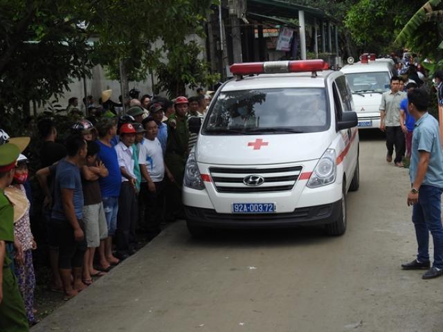 Quê nghèo đẫm nước mắt đón thi thể chú rể và 12 nạn nhân vụ tai nạn xe đón dâu