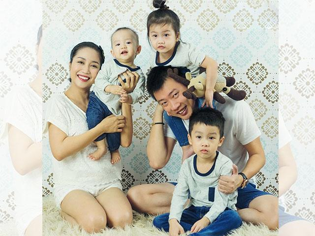Bên nhau gần 20 năm, MC Ốc Thanh Vân từng phải đến gặp tình địch để giành lại chồng