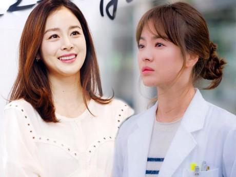 Ở ẩn 3 năm để lấy chồng sinh con, Kim Tae Hee ngồi nhà vẫn vượt mặt Song Hye Kyo