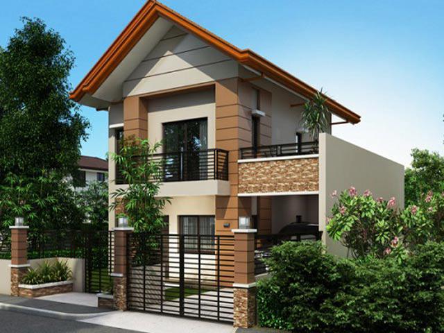 Những mẫu nhà 2 tầng mái thái 500 triệu đẹp cho gia đình đông người ở thoải mái