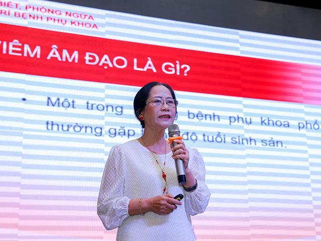 BS Từ Dũ mách cách trị viêm phụ khoa một phát khỏi ngay nhưng ít chị em Việt làm đúng