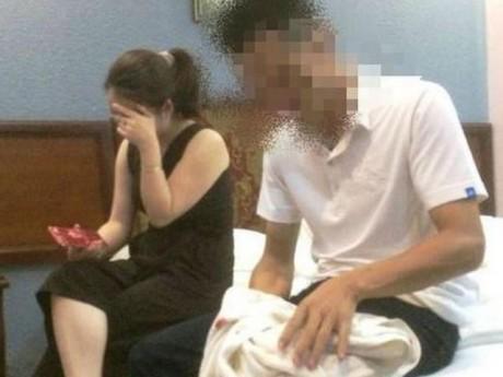 Diễn biến mới vụ CSGT bị bắt quả tang vào nhà nghỉ với cô giáo đã có chồng