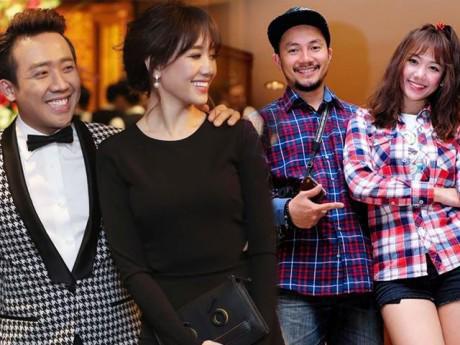 Hari Won lên tiếng về nghi vấn có bầu và việc chồng nhắc đến người yêu cũ của mình