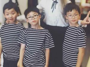 Ngôi sao 24/7: Không ngờ cặp sinh 3 hot nhất Hàn Quốc Daehan Minguk Manse đã lớn thế này!