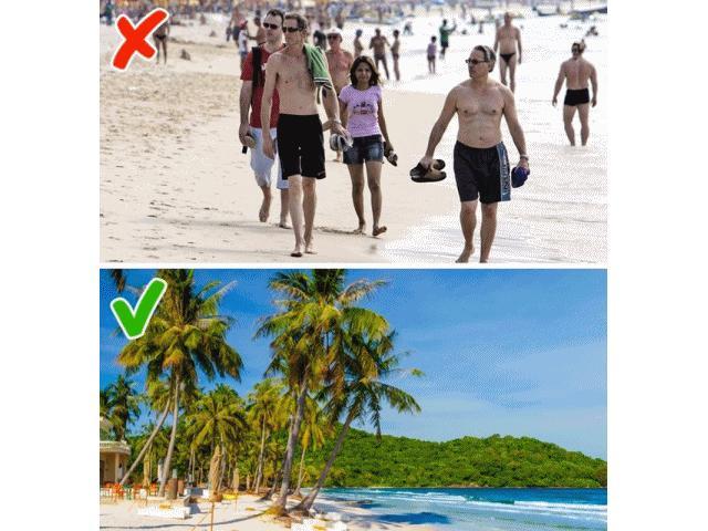 Những địa điểm du lịch cực chất trên thế giới nhưng không hề đông đúc và ít tốn kém!