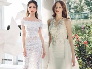 Phạm Hương, Hồ Ngọc Hà, Hương Giang idol ai sẽ là cô dâu đẹp nhất ngày lên xe hoa?