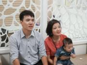 Ông bố trẻ bước qua mặc cảm mổ tinh hoàn lấy tinh trùng để có cặp song sinh