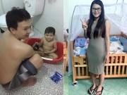 Bỏ việc lương cao lấy chồng Nghệ An, mẹ bầu được đun nước ngâm chân, cơm cữ bưng tận giường