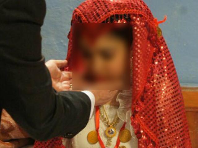 Đau đớn cô dâu 9 tuổi bị chồng 35 tuổi siết cổ chết
