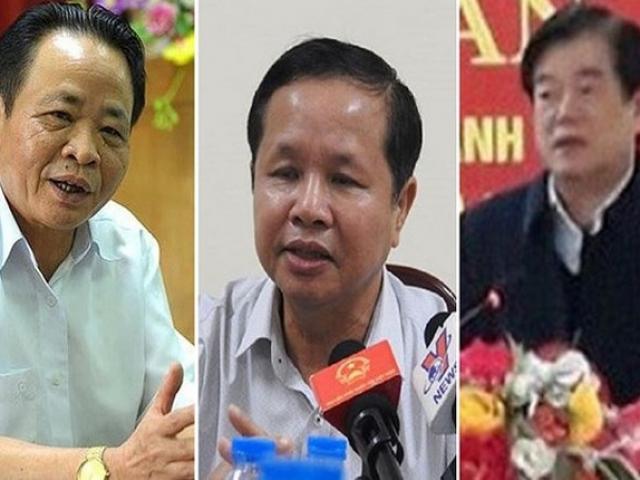 Điểm chung kỳ lạ giữa gian lận điểm Hà Giang, Sơn La, Hòa Bình