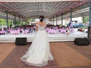 Bất ngờ với vụ ly hôn diễn ra ngay trong đám cưới