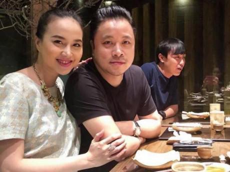 Sau 2 năm kết hôn, Đinh Ngọc Diệp đang mang thai con đầu lòng với đạo diễn Victor Vũ?