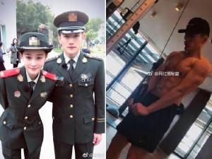 """Không phải Song Joong Ki, có một soái ca quân nhân """"bằng xương bằng thịt"""" ngoài đời thực"""