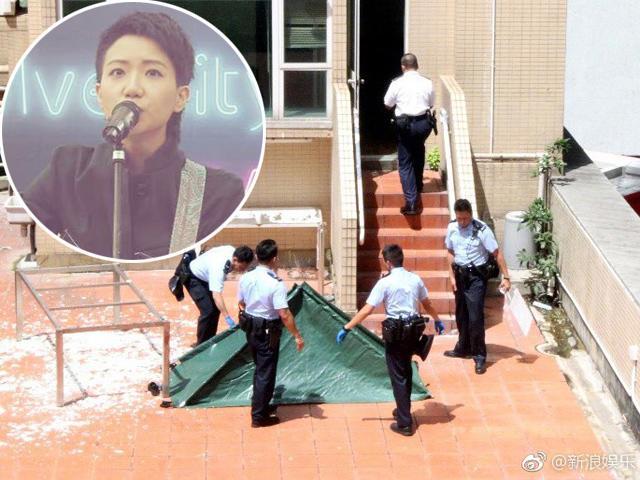 Chấn động: Phát hiện ra thi thể nữ ca sĩ tử vong do rơi từ tầng 20 xuống đất