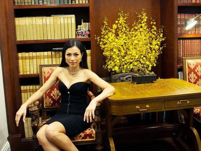 Cận cảnh nhà dát vàng 300 tỷ từng gây chao đảo của Hoa hậu, ảo thuật gia Ngô Mỹ Uyên
