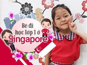 Mẹ Việt kể chuyện cho con vào lớp 1 ở Singapore phải qua 4 lần xét tuyển... người thân