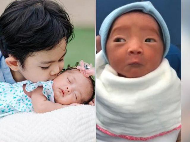 Khánh Thi khoe clip con gái hóng chuyện cực đáng yêu lúc mới 3 ngày tuổi