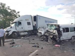 Vụ xe đón dâu gặp tai nạn khiến 13 người chết: Đã có kết luận nguyên nhân chính thức