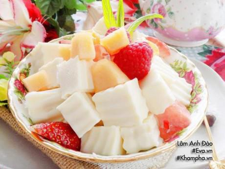 Cách làm yaourt dẻo mịn, mát lạnh cực ngon cho các bé ăn cả tuần không chán