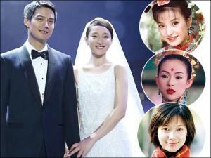 Tứ Hoa Đán Cbiz: Ngoài Châu Tấn, 3 người còn lại chưa từng được một lần mặc váy cô dâu