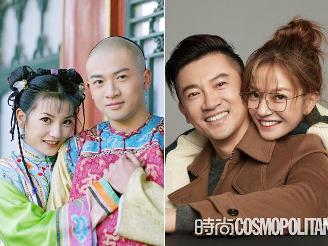 Sau 20 năm lại thấy Triệu Vy và Tô Hữu Bằng ôm nhau ngọt ngào thế này!
