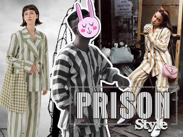 Chuyện ngược đời: Chiếc áo tù nhân thăng hạng, bất ngờ thành mốt mới của giới trẻ