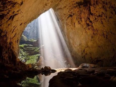Phát hiện 44 hang động mở ở Quảng Bình