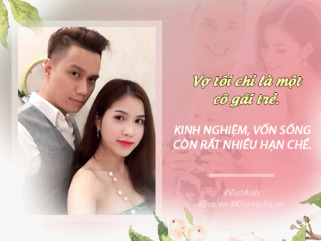 """Vợ ghen tuông vì tin đồn, ảnh hưởng hạnh phúc, đây là cách xử lý """"cao tay"""" của Việt Anh!"""