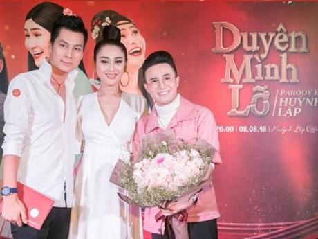 Lâm Khánh Chi xúc động vì Huỳnh Lập đến dự đám cưới mình nên đã có hành động đặc biệt!