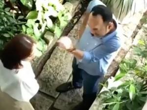 Xôn xao đoạn clip quay lén vợ chồng Thu Trang - Tiến Luật lớn tiếng cãi nhau
