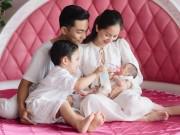 Khánh Thi sau sinh: Khóc lóc, ai oán, lúc nào cũng nghĩ chồng trẻ bỏ đi ngoại tình