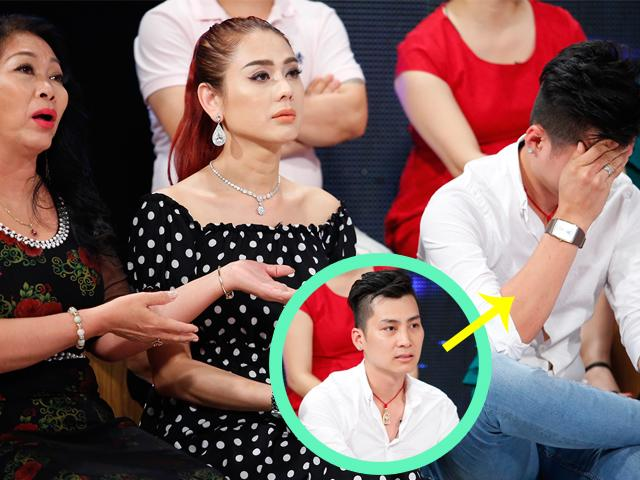 Người ngoài thấy tội nghiệp cho chồng Lâm Khánh Chi khi liên tục bị mẹ và vợ kêu thất vọng