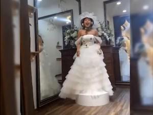 Chỉ vì cái váy cưới mà 1 F.A lâu năm kêu gào trong vô vọng
