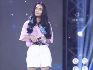 Xuất hiện cô gái giống hệt Miu Lê gây kinh ngạc giám khảo