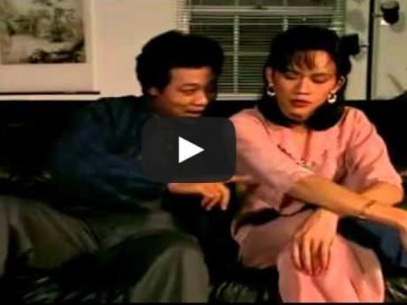 """Vân Sơn - Hoài Linh thủa còn là... """"vợ chồng"""" gây sốt với màn khớp tiếng cực chuẩn"""