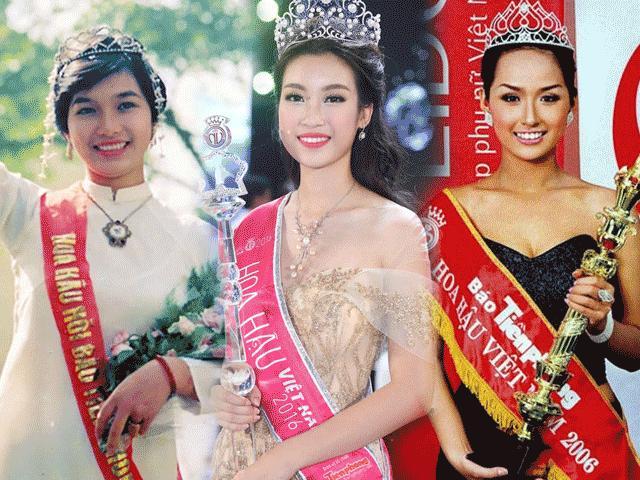 Lần đầu tiên 14 nàng Hoa hậu Việt Nam cùng hội ngộ, nhan sắc họ đã thay đổi ra sao?